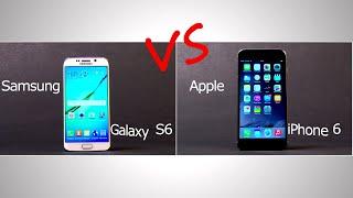 анонс samsung galaxy s6 edge vs apple iphone 6 pl