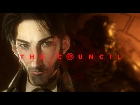 The Council: Episode 1 - An RPG episodic game? 720p gameplay