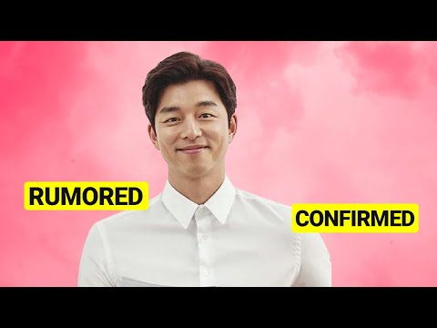 Download Gong Yoo List of Rumoured and Confirmed Girlfriends 2021