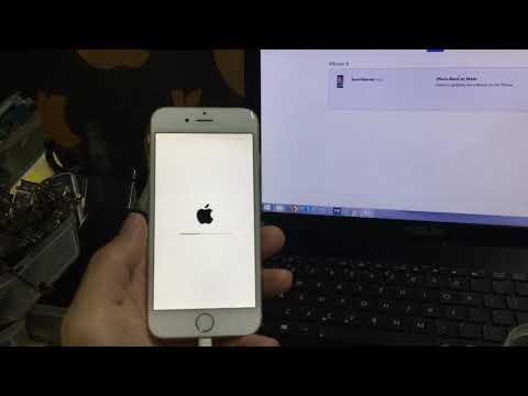 Hướng Dẫn Sửa Lỗi Iphone Treo Cable.