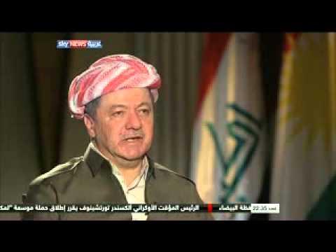 Hevpeyvîna Serok Barzanî li gel Sky News Arabia