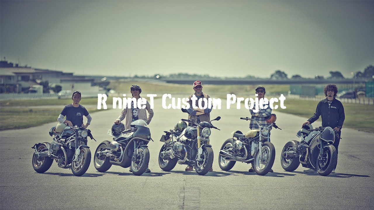 画像: R nineT Custom Project Final Chapter youtu.be