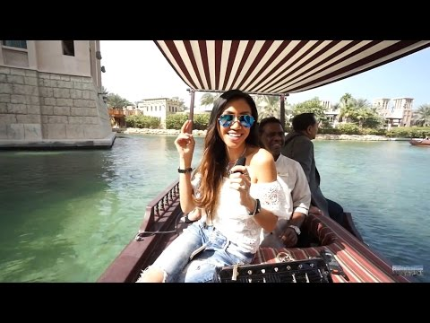 Jumeirah Boat and Villa Tour - WOR(l)D Global Network Diamond Life Holiday Dubai 2017