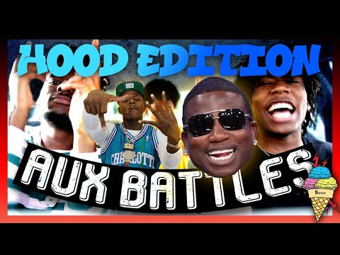 Aux Battles - HOOD EDITION FT NBA YoungBoy Nipsey Dababy & More