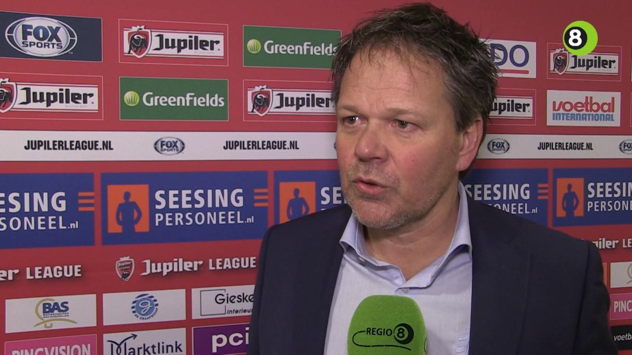 Henk De Jong Na De Graafschap-Jong Ajax: 'Een Fantastische