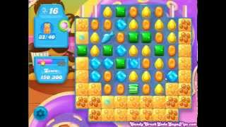 Candy Crush Soda Saga Level 120 Walkthrough with Commentary