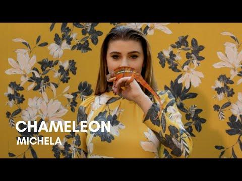 Michela - Chameleon - Malta - Eurovision 2019 (Lyrics)