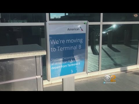 Airlines Changing Terminals At LaGuardia