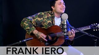 Frank Iero - Stage 4 Fear of Trying (PureVolume Sessions)