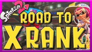 Splatoon 2 - Road to X Rank [SplatZones] - Bubble Trouble!