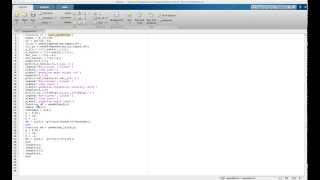 Using Numerical ODE Solvers in MATLAB