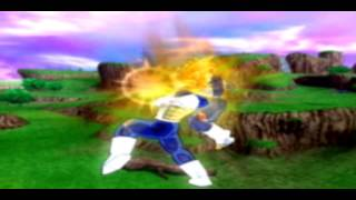 Dragonball Shinnin: Enter the Plasma Zone - Seizan vs. Kenkaku (Full Fight)