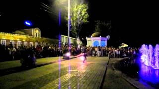 10-12 августа 2012 года состоялся праздник на набережной