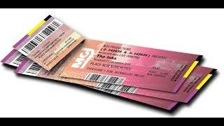 Программа для продажи билетов