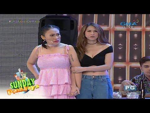 Sunday PinaSaya: Paano magpaliwanag sa girlfriend na high blood?