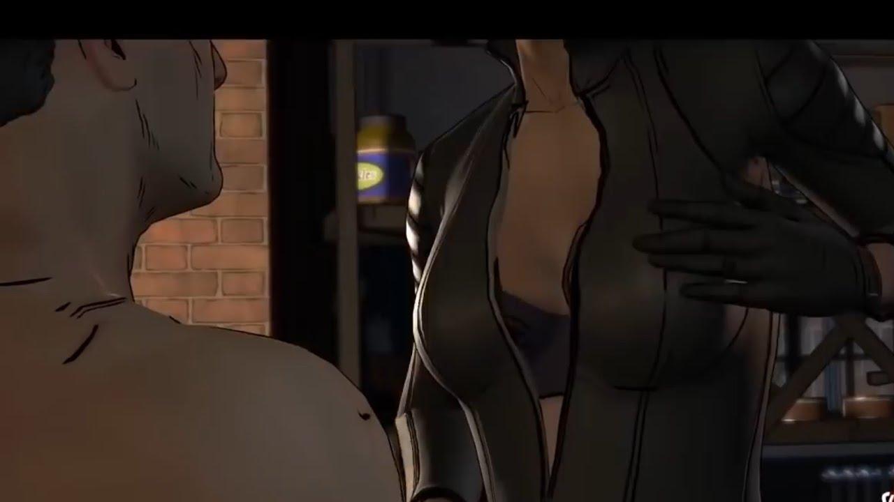 Batman fickt Catwoman Cartoon