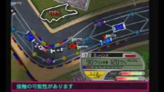 Tactics Formula - Sega Saturn