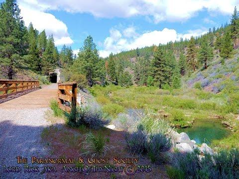 "Bizz Johnson Trail - Part 1 ""That Old Scenic Historical Hobo Route"" Susanville California"