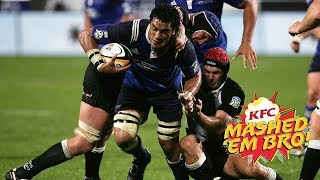 Mashed Em Bro #5 | A tribute to Jerome Kaino - brought to you by KFC
