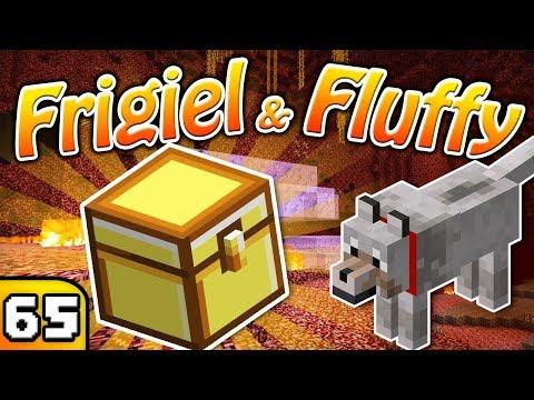 FRIGIEL & FLUFFY : LES TRÉSORS DU NETHER | Minecraft - S5 Ep.65 thumbnail