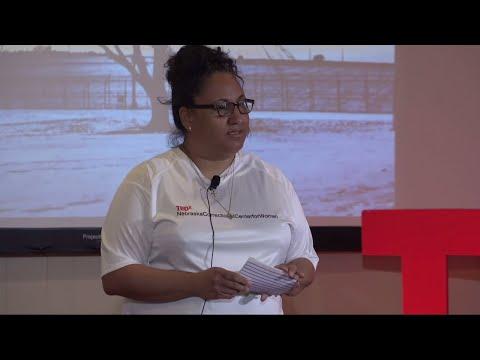 Beauty from Ashes  Lora McKinney  TEDxNebraskaCorrectionalCenterforWomen