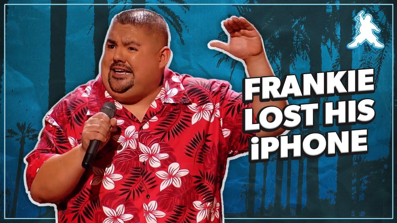 Frankie Lost His iPhone | Gabriel Iglesias