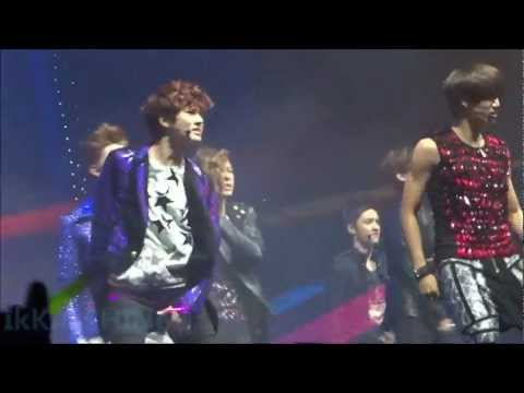 2012 MBC Korean Culture Festival London Exo K   MAMA