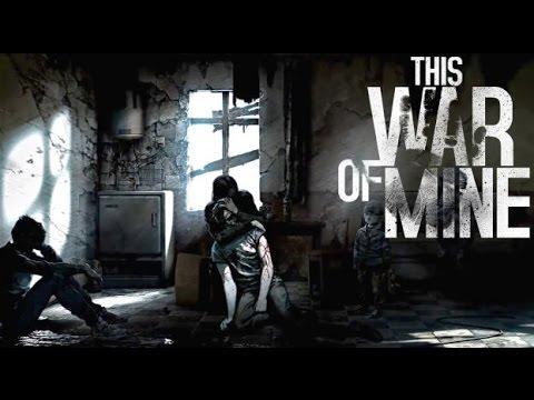 This War of Mine PC Gameplay 1080p Part 16 - Supermarket