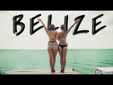 Exploring Belize with my sister!! Travel Vlog