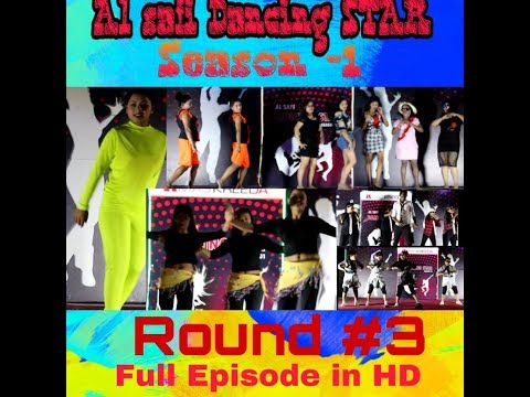 Al Safe Dancing Star Session 01 Round 03 Full Episode  In Full HD Quality