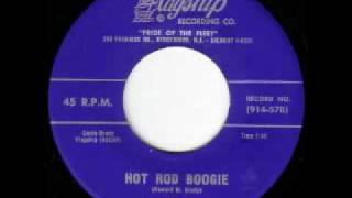Howard W. Brady - Hot Rod Boogie