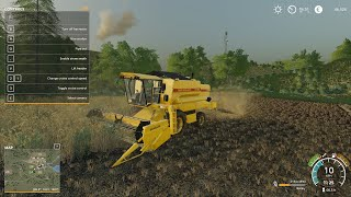 Farming Simulator 19 | New Holland TX32 Combine Harvester | Let's Play | Gaming Video | HD