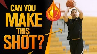 How To Make TOUGH Shots in Basketball