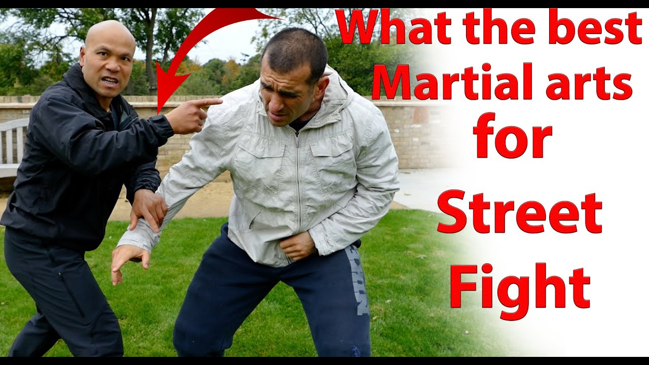 Best Martial Arts for Street Fighting: Finding Your Style