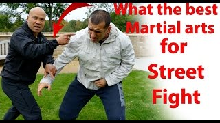 whats the best martial arts for street fight