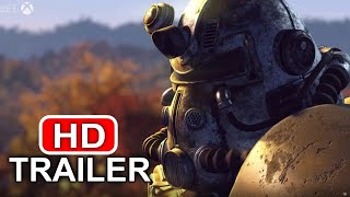 FALLOUT 76 Gameplay  Trailer (E3 2018) PS4/XBOX ONE/PC