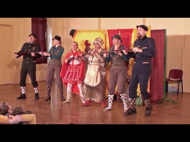 CRVENKAPA - opera za decu
