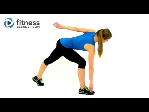 Quick Warm Up Cardio Workout - Fitness Blender Warm Up Workout Routine
