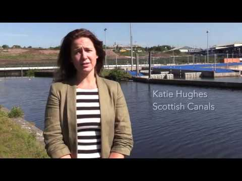 Glasgow's Smart Canal Is A First For Europe