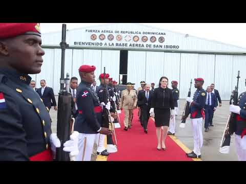 Presidente Danilo Medina sale hacia Guatemala. Participará en toma posesión presidente electo, Alejandro Giammattei 14 Enero 2020 | 12:01
