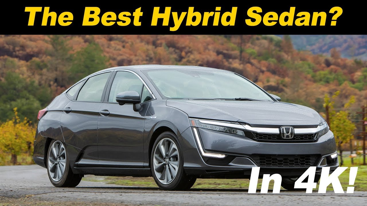 2018 Honda Clarity Plug In Hybrid Review Comparison 4k