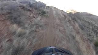 Mountain Biking Northeast El Paso, Texas. GoPro2.