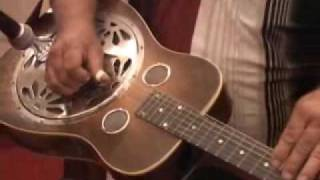 On Dobro - The Whirley Brothers Bluegrass