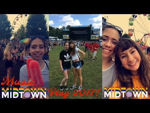 Music Midtown Vlog 2017 // Hailey Eliza