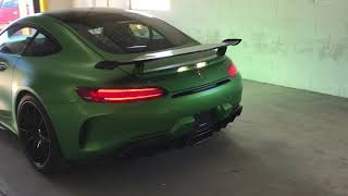 2018 Mercedes-Benz AMG GT R at Copart in Rancho Cucamonga - NOW TAKING BIDS!