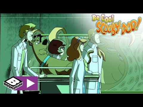 Scooby Doo Mystery Inc.  Destroido Corps  Boomerang Africa