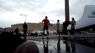 Пробег роллеров 2011! Тамара Николаевна Москвина