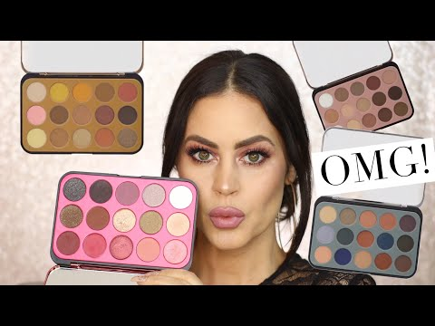 BH COSMETICS GLAM REFLECTION PALETTES: LOVE IT OR LEAVE IT??