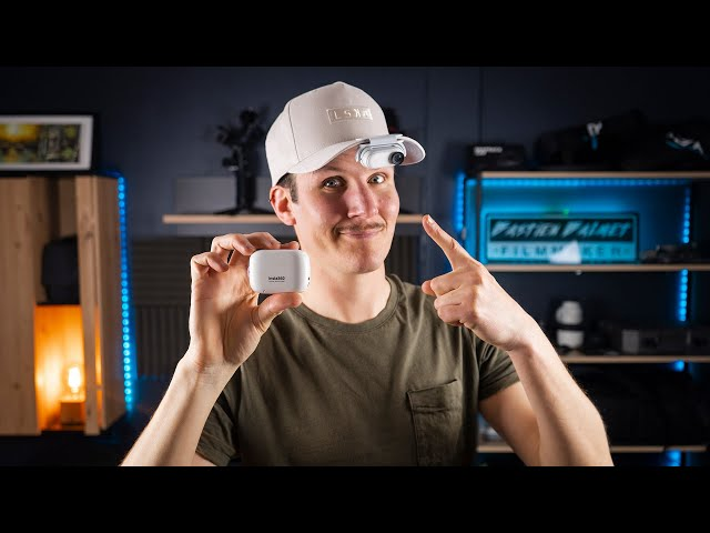 Insta360 GO 2 - ENFIN une mini caméra embarquée de qualité !
