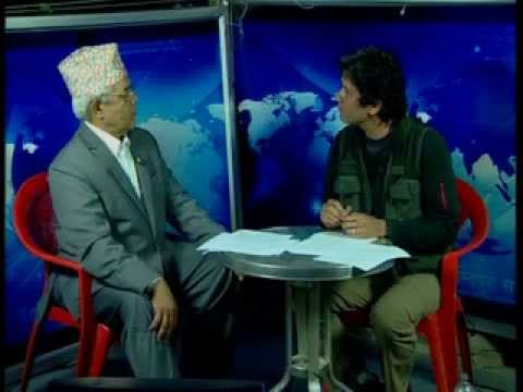 Kantipur TOUGH talk with Deputy PM & Home Minister Bamdev Gautam